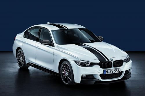 BMW M Performance upgrades 3-Series и 5-Series