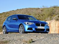 BMW M135i three-door
