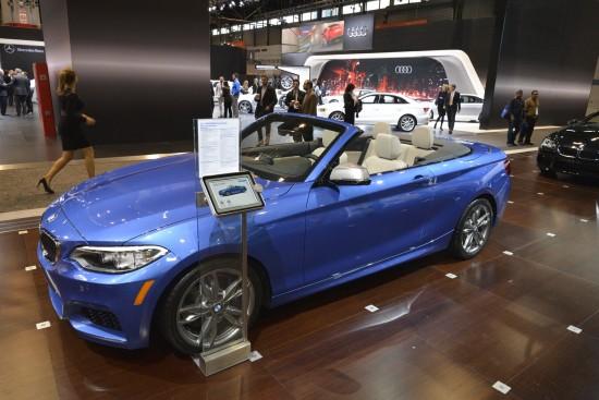 BMW M235i Convertible Chicago
