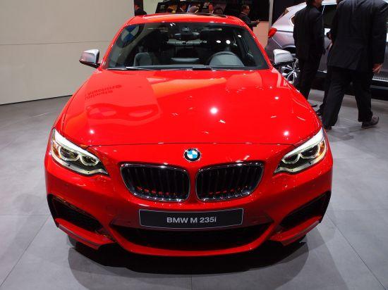 BMW M235i Detroit