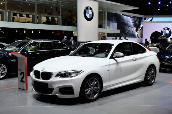 BMW M235i Geneva