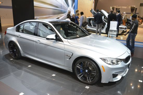 BMW M3 Sedan Chicago