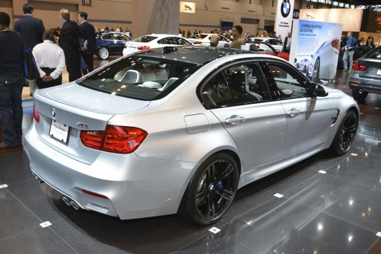 BMW M3 Sedan Chicago