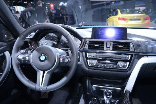 BMW M3 Sedan Detroit