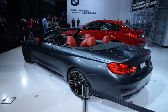 BMW M4 Convertible New York