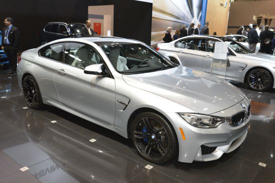 BMW M4 Coupe Chicago