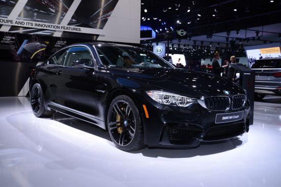 BMW M4 Coupe Detroit