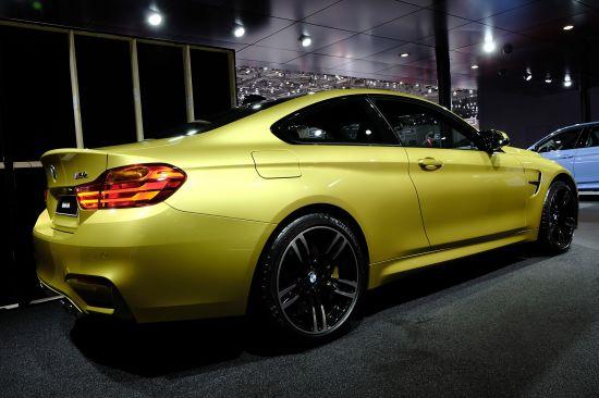 BMW M4 Geneva