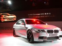 thumbnail image of BMW M5 Concept Car Shanghai 2011