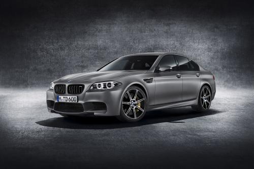 """BMW М5 F10 """"30 года М5"""" – Специальное Издание [фото]"""