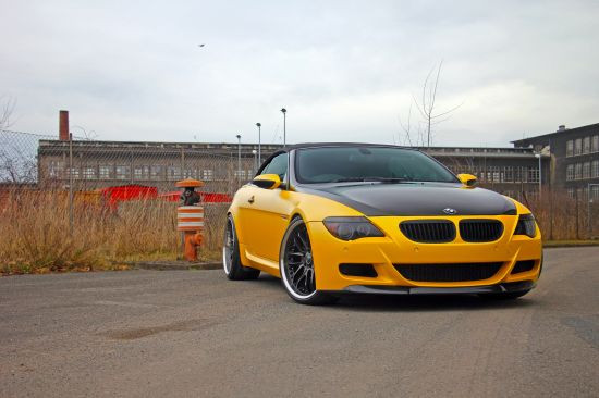 BMW M6 Convertible by Fostla