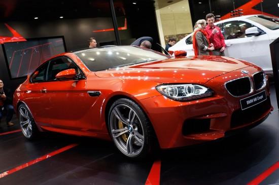 BMW M6 Coupe Geneva