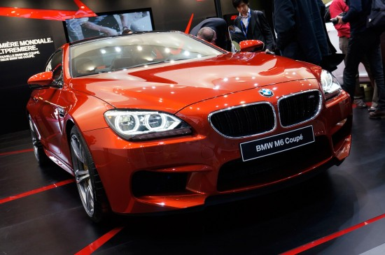 BMW M6 Coupe Geneva