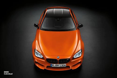 BMW М6 купе индивидуальные для Марко Виттман