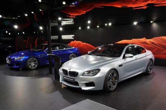 BMW M6 Gran Coupe Geneva