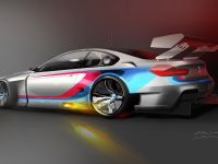 BMW M6 GT3 , 2 of 2