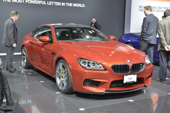BMW M6 New York