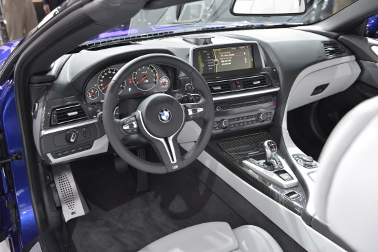 BMW M6 New York