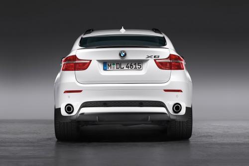 BMW Performance parts для X6, доступных на рынке США