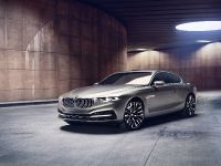 BMW Pininfarina Gran Lusso Coupe Concept, 4 of 27