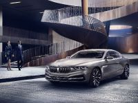 BMW Pininfarina Gran Lusso Coupe Concept, 6 of 27