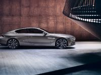 BMW Pininfarina Gran Lusso Coupe Concept, 11 of 27