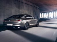 BMW Pininfarina Gran Lusso Coupe Concept, 14 of 27