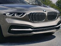 BMW Pininfarina Gran Lusso Coupe Concept, 23 of 27