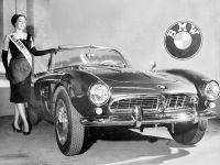 BMW Roadster 507, 2 of 6