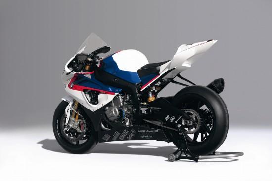 BMW S 1000 RR SBK racebike