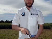 BMW Sauber F1 Team Pit Lane Park Manchester, 4 of 4