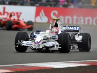 BMW Sauber F1 Team Silverstone, 1 of 4