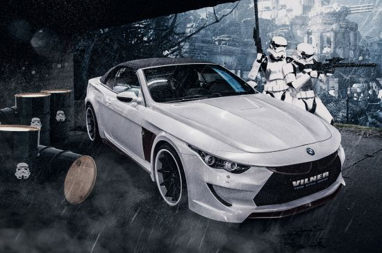 BMW Stormtrooper by Vilner