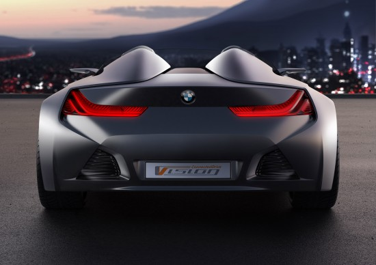 BMW Vision Connected Drive Concept