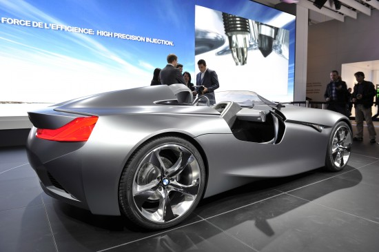 BMW Vision Connected Drive Geneva