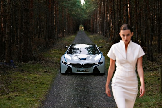 BMW Vision EfficientDynamics Concept