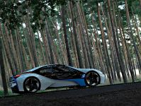 BMW Vision EfficientDynamics Concept, 27 of 73