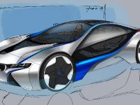 BMW Vision EfficientDynamics Concept, 58 of 73