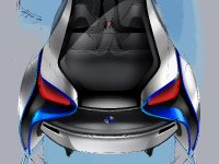 BMW Vision EfficientDynamics Concept, 61 of 73