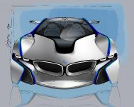 BMW Vision EfficientDynamics Concept, 62 of 73