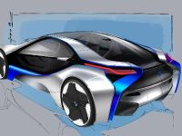 BMW Vision EfficientDynamics Concept, 63 of 73