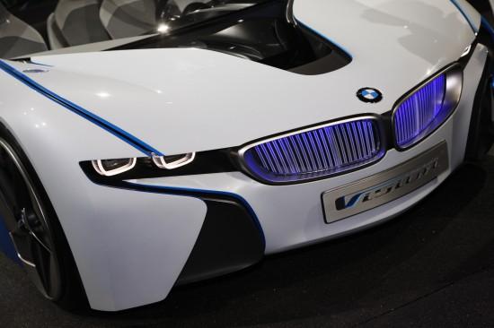 BMW Vision EfficientDynamics Frankfurt