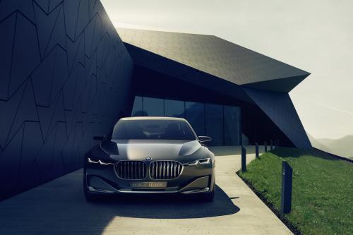 Компания BMW представит видение будущего роскоши в Пеббл-Бич 2014