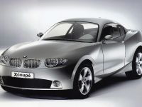 thumbnail image of BMW X coupe concept
