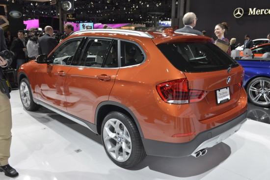 BMW X1 New York