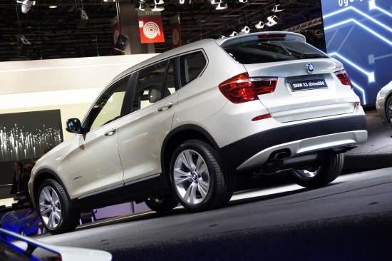 BMW X3 Paris
