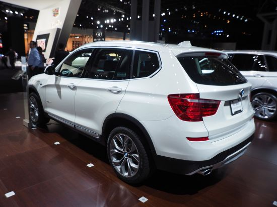 BMW X3 xDrive 28d New York