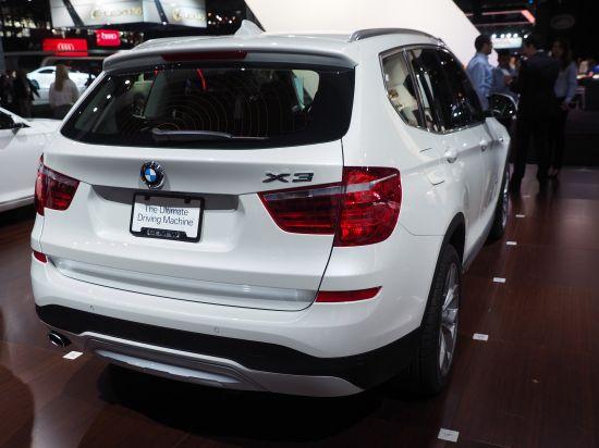 BMW X3 xDrive 28d New York