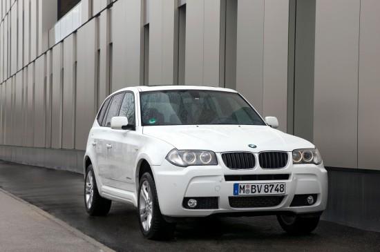BMW X3 xDrive18d