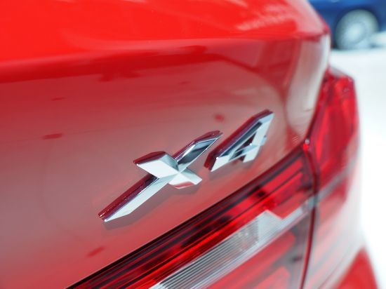 BMW X4 New York